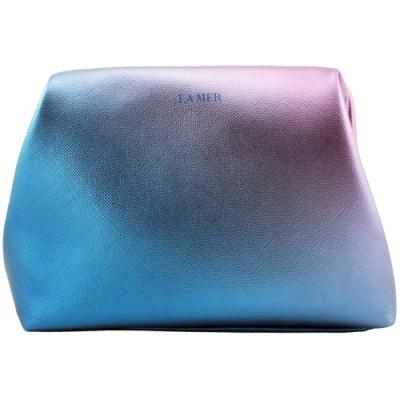 LA MER海洋拉娜 限量化妝包-藍紫色