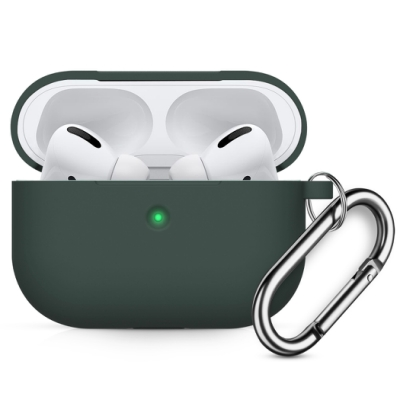 【TOYSELECT】聚合黑科技Airpods Pro矽膠保護套:橄欖綠