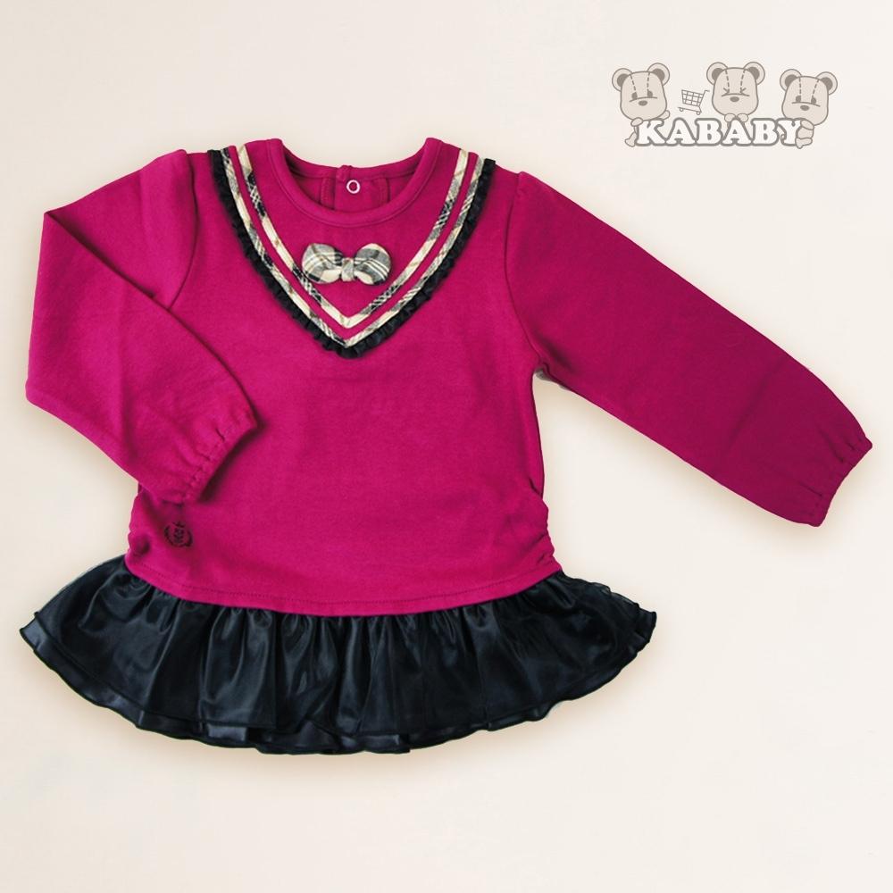 【金安德森】KA雙層荷葉裙襬上衣(共二色)