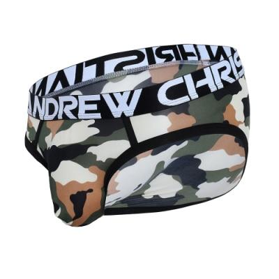 美國Andrew Christian Camouflage 迷彩三角內褲