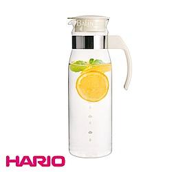 日本HARIO 耐熱玻璃冷水瓶1400ml (RPLN-14OW)
