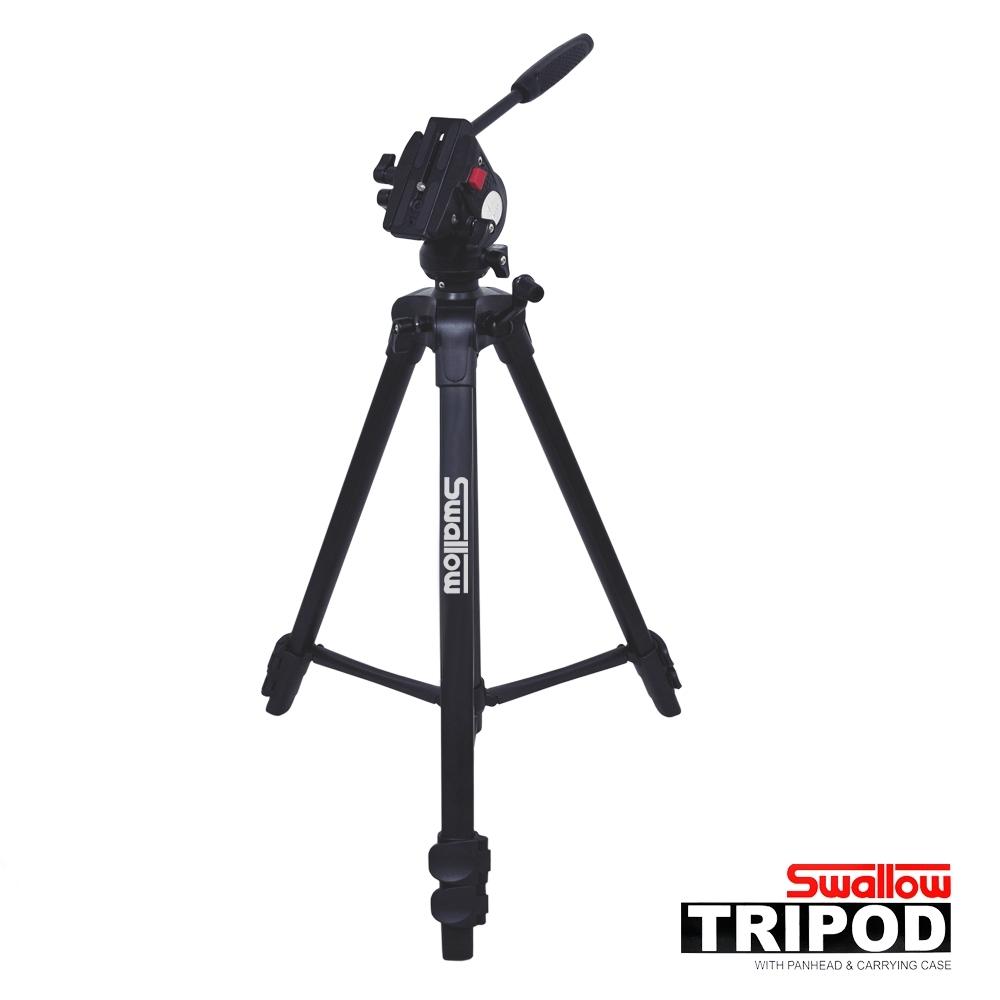 SWALLOW 3306 油壓把手式腳架 攝影 高穩定度 防震 超高CP值