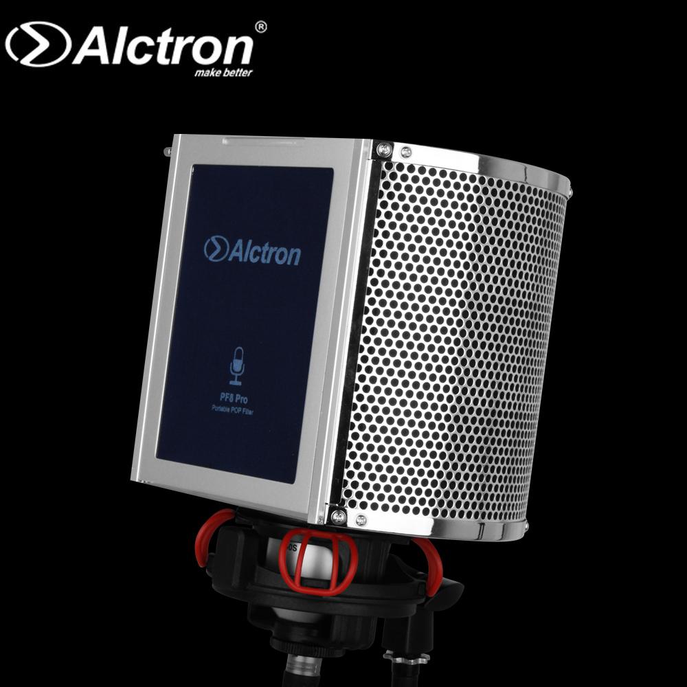 ALCTRON PF8 PRO 錄音用防風隔音屏 防噪海綿款