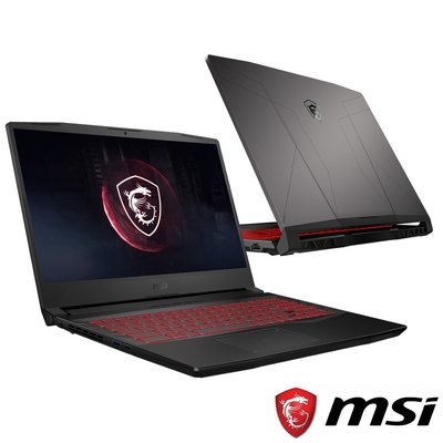 MSI微星 Pulse GL66 11UDK-033TW 15.6吋11代電競筆電(i7-11800H/16G/1T SSD/RTX3050Ti-4G/Win10)