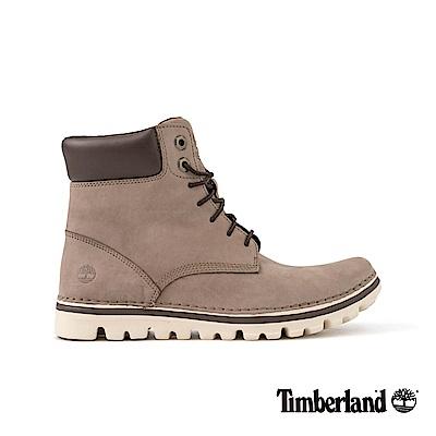 Timberland 女款灰色正絨面皮革Brookton 6吋靴|A1SC6 @ Y!購物