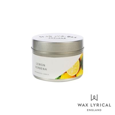 英國 Wax Lyrical 英式經典系列香氛蠟燭 檸檬馬鞭草 Lemon Verbena 84g