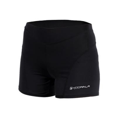 HODARLA 貝拉女單車內褲-3D立體坐墊 自行車 腳踏車 車褲 台灣製 黑