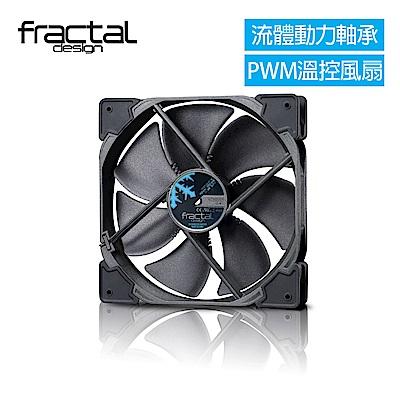 【Fractal Design】Venturi HP-14PWM 機殼系統高風量靜音風扇