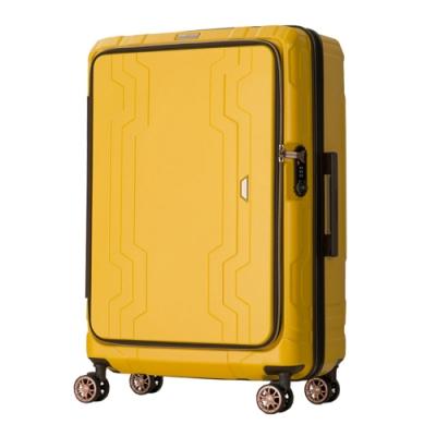 日本 LEGEND WALKER 5205-58-27吋 明星商品藍鯨箱 土耳其黃