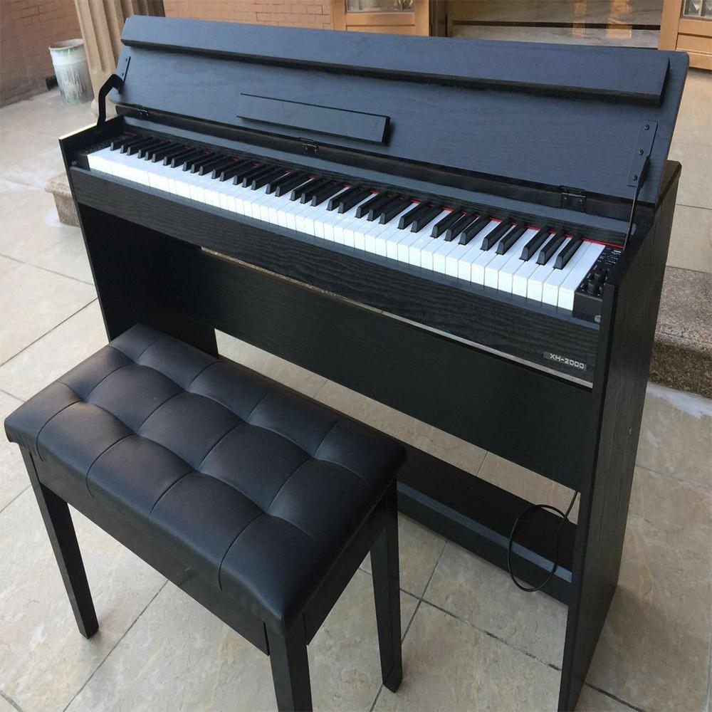 Jazzy 88鍵重鎚力道電鋼琴 DP200黑色電鋼琴 (不含琴椅)