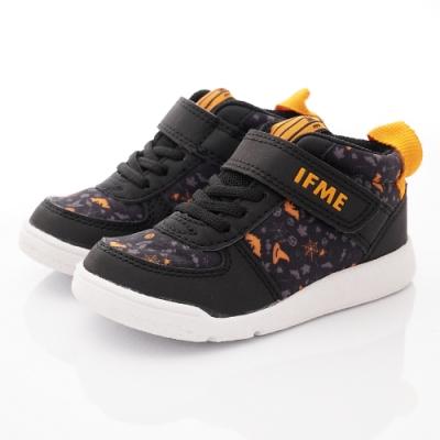 IFME健康機能鞋 護踝穩定鞋款 NI7SC2黑(中小童段)
