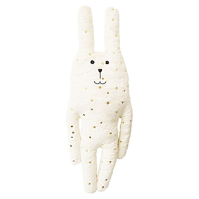CRAFTHOLIC 宇宙人 繁星閃耀兔中抱枕