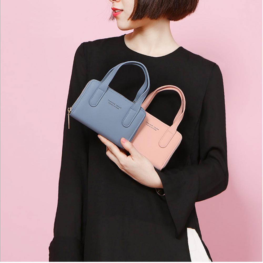 leaper 時尚多功能單肩Mini小背包手提包 共5色