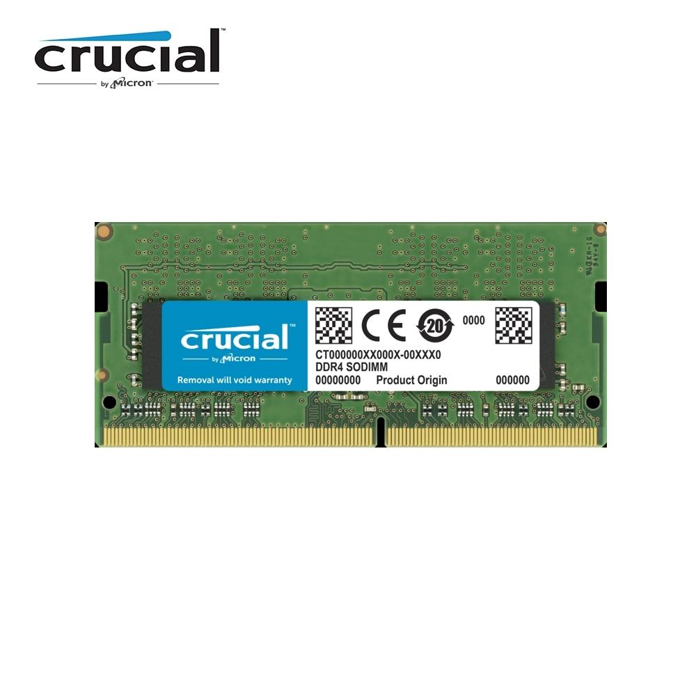 Micron Crucial NB-DDR4 2666/32G 筆記型RAM(2R*8)