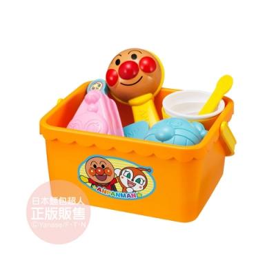 麵包超人-一起來玩沙!麵包超人沙堆甜點玩具組(3Y+)