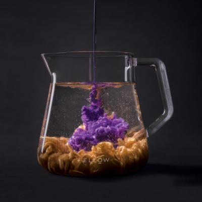 FELLOW Mighty Small 咖啡玻璃濾壺 - 透明款 (手沖壺/分享壺/玻璃壺/咖啡壺/咖啡濾壺)