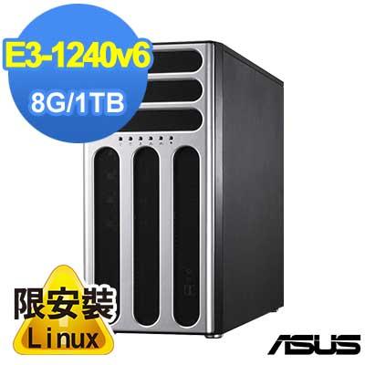 ASUS TS300-E9 直立式伺服器