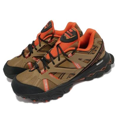 Reebok 慢跑鞋 DMX Trail Shadow 男鞋 海外限定 舒適 避震 戶外 運動 棕 黑 FW3332