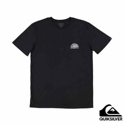 【QUIKSILVER】ABSENT MINDS SS T恤 黑色