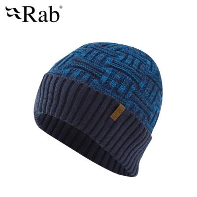 【RAB】Pinto Beanie 竹籃針織豆豆帽 極地藍 #QAA95