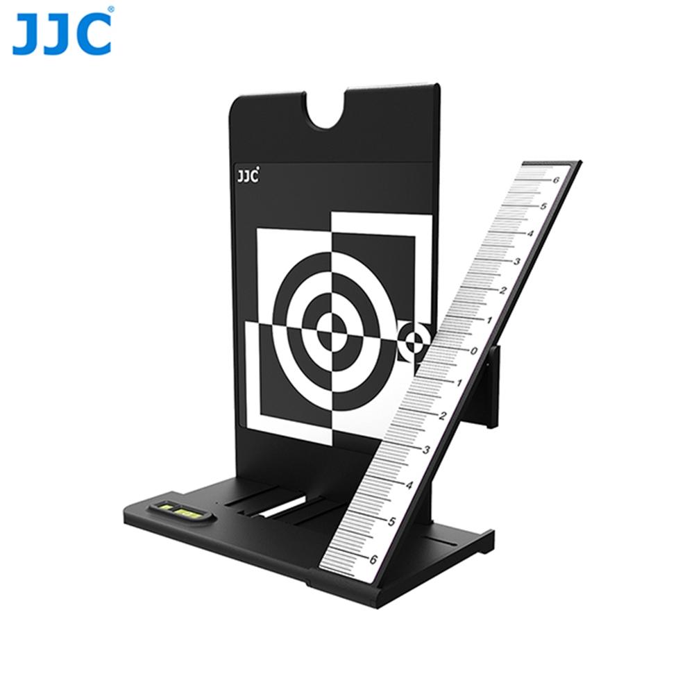 JJC自動對焦校正板調焦板測焦工具ACA-01移焦校正板測焦板對焦板
