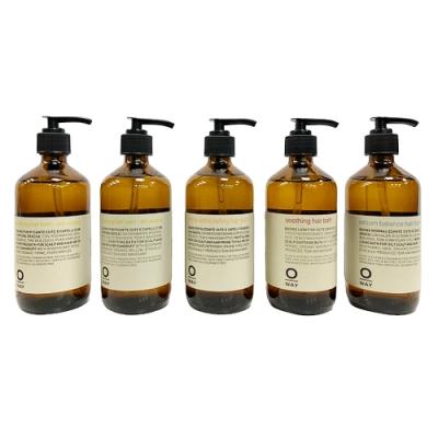 Oway 髮浴 洗髮精 240ml(五款任選)