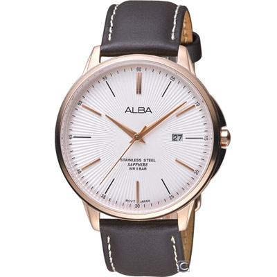 ALBA 雅柏 休閒時尚腕錶(AS9H36X1)42.5mm