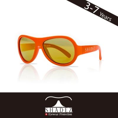 瑞士SHADEZ 兒童太陽眼鏡SHZ-32(年齡03-07)--活力橘