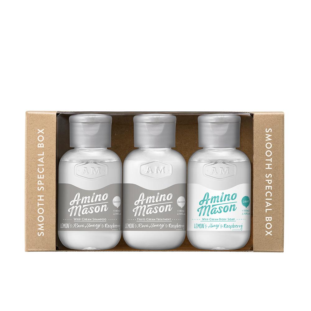 Amino Mason 胺基酸植物清爽小巧瓶裝組
