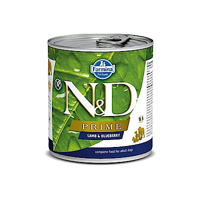 義大利法米納ND 天然頂級無穀犬用主食罐 140g 24罐組