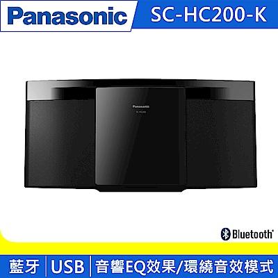 Panasonic國際 SC-HC200-K薄型音響