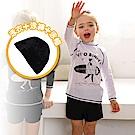 美國 PANDOO 美寶 貼身彈性長袖兒童防曬衣游泳衣_白天使
