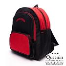 DF Queenin流行 - 台灣製休閒多功能多隔層後背包-共2色