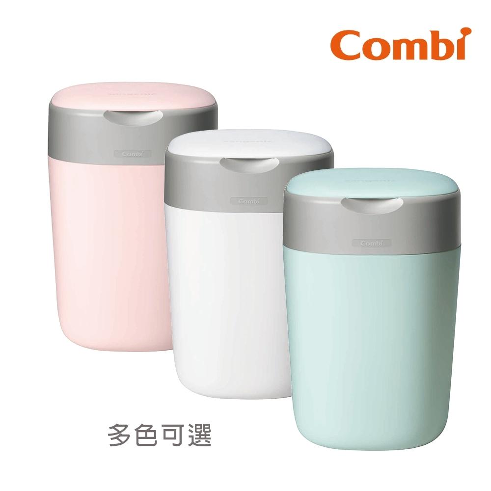 【Combi】Poi-Tech Advance 尿布處理器_薄荷綠/玫瑰粉