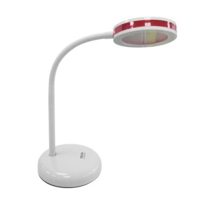 東元TECO 時尚飛碟造型LED檯燈-XYFDL018