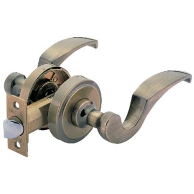 加安 LC803 60mm 古銅色 水平把手 防盜鎖 管型 把手鎖 水平鎖 板手 門鎖
