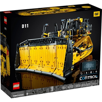 樂高LEGO 科技系列 - LT42131 App-Controlled Cat D11 Bulldozer