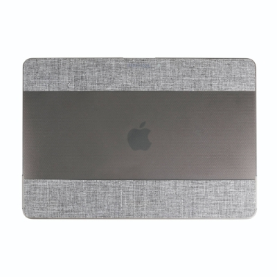 Proxa MacBook Pro 13吋 2018 舞龍布透明殼保護殼(太空灰)