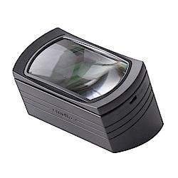 Smolia™ WIDE-LC 日本品牌LED燈45度斜角型放大鏡