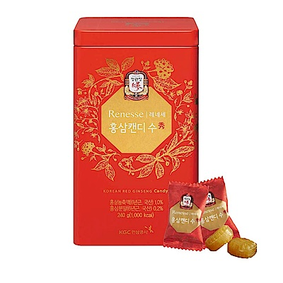 【正官庄】高麗蔘糖240g*2盒 (登記送5%購物金)