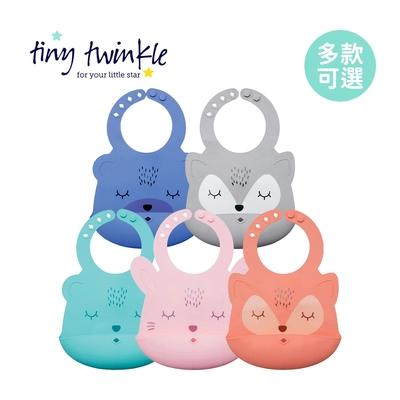 Tiny Twinkle 美國矽膠防漏圍兜 (多款可選)