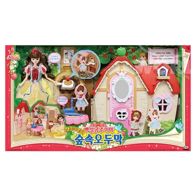 MIMI與迷你MIMI的童話小屋 家家酒