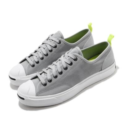 Converse 休閒鞋 Jack Purcell 運動 男女鞋 基本款 開口笑 情侶穿搭 麂皮 灰 黃 169392C