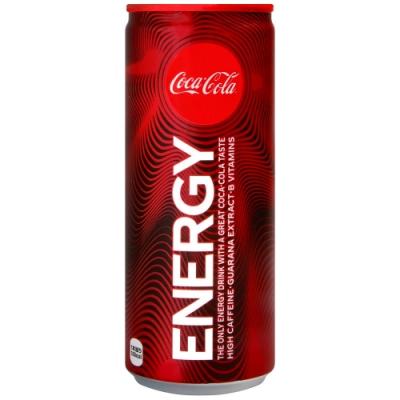 Coca Cola 勁量可口可樂(250ml)