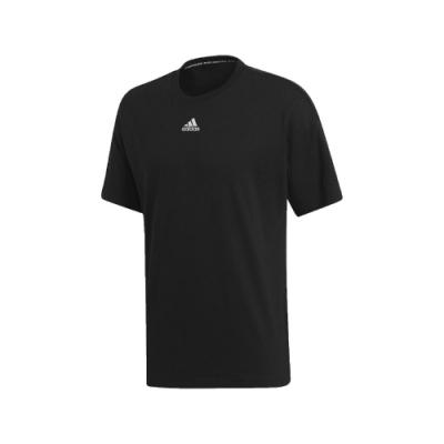 adidas T恤 MH 3 Stripes T 運動休閒 男款