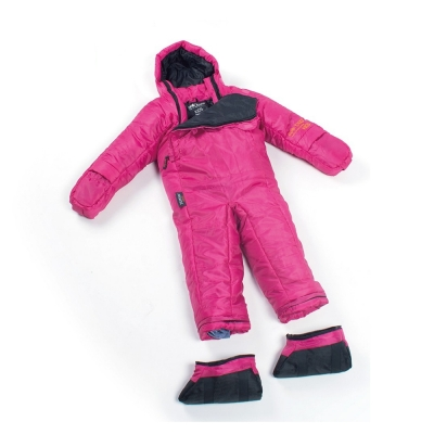 Selk Bag 神客睡袋人 5G Kid 保暖睡袋 童 喜慶粉 7°C