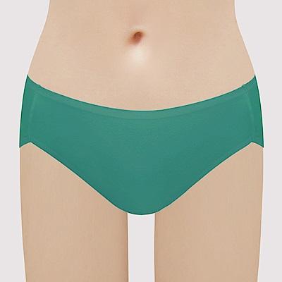 瑪登瑪朵 無比集中 低腰三角無痕內褲(雅典綠)