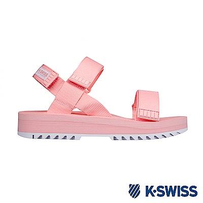 K-SWISS Pier休閒涼鞋-女-粉紅