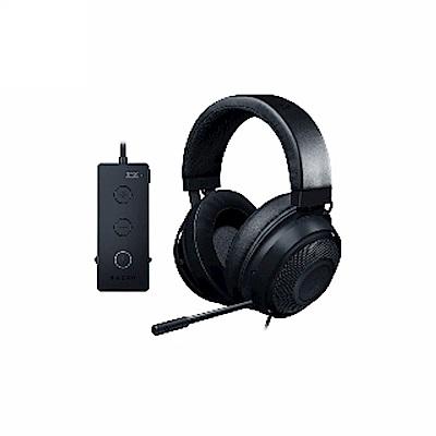 Razer 雷蛇 北海巨妖競技版耳機麥 (黑)