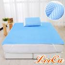 (1床1枕)LooCa循環氣流床枕墊組-單人